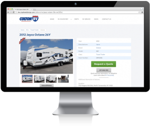 New York's only full line, full service RV Dealership